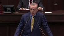 Erdoğan yıllar sonra yeniden grup kürsüsünde; işte ilk sözleri