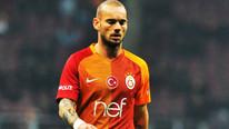 O takımdan, Sneijder için resmi açıklama !