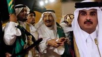 Suudi Arabistan Katar krizinde son sözü söyledi