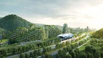 İlk orman kenti inşaya hazırlanıyor