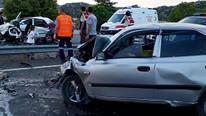 Burdur'da trafik kazası faciası: 4 ölü, 2 yaralı
