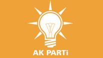 AK Parti İlçe Başkanı'nın aracına saldırı !