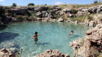 Keşfedilmeyi bekleyen şifa kaynağı: Uyuz Gölü