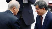 MHP'den Davutoğlu'na zehir zemberek yanıt