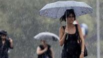 Meteoroloji sağanak yağış için saat verdi !