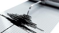 Yine sallandı ! Ege Denizi'nde korkutan deprem