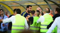 Vardar - Fenerbahçe maçından sonra kavga