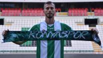Konyaspor'a Hırvat stoper