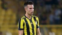 Fenerbahçe'de Van Persie'nin kredisi bitti