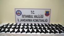 Bordo bereliler kullanıyordu... İstanbul'da ele geçirildi