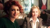 Nagehan Alçı, Nazlı Ilıcak'a sahip çıktı