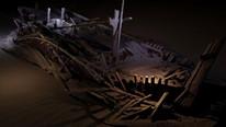 Karadeniz'de tarihi keşif ! Üzerindeki ipler bile duruyor