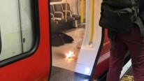 İngiltere metrosunda patlama !