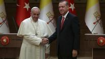 59 yıl sonra bir ilk ! Erdoğan Vatikan'a gidiyor