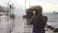 Meteoroloji'den kırmızı alarm ! Fırtına geliyor; hızı 105 km'ye ulaşacak !