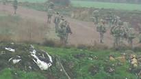 Tanklar ve zırhlı askeri araçlar hazır ! Afrin için bekliyorlar