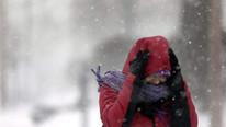 Kara kış yüzünü gösterdi ! Kar, fırtına, soğuk...