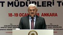 Başbakan Yıldırım'dan kritik açıklamalar - CANLI İZLE