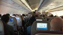 Yolcu uçağında 4 saatlik dehşet !