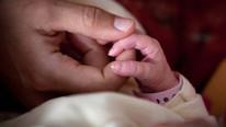 Hamile kadın öldükten sonra doğum yaptı