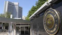 3 ülkenin büyükelçileri Dışişleri'ne çağırıldı