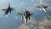 Kırmızı alarm ! 8 savaş uçağı Afrin için havalandı
