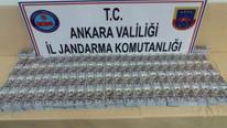 Ankara'da ihbarla yakalandı ! Koliler dolusu para...