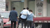 İstanbul'da okul kantininde kan aktı ! Yaralılar var