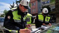 Trafik polisi magandayı affetmedi: 9 bin 521 TL cezası var !