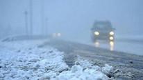 Sürücüler dikkat ! Meteoroloji'den art arda uyarı...