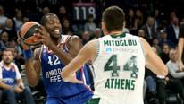 Anadolu Efes 78 - 62 Panathinaikos (THY Euroleague)