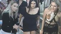 ''Sex Shop'' hırsızı 3 kadın güvenlik kamerasında