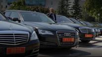 Cumhurbaşkanlığı'na 25 lüks araç daha