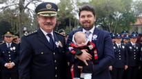 Emniyet müdürü, kızına ceza yazan polisi ödüllendirdi