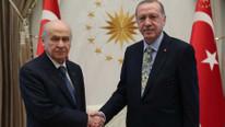 Erdoğan-Bahçeli görüşmesinden sonra ilk açıklama