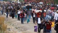 Türkiye'deki Suriyeli sayısı belli oldu