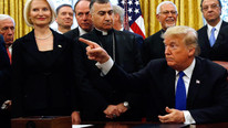 Trump'tan şaşırtan DEAŞ açıklaması ! 30 gün süre verdi