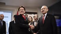 İYİ Parti CHP ittifakını açıkladı