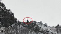 Tunceli'de sıcak temas ! Saklandıkları mağara teröristlere mezar oldu