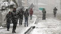 Meteoroloji saat verdi ! Kar yağışı kapıya dayandı