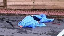 Sokak ortasında nişanlısını öldürüp, intihar etti