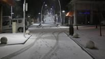 Meteoroloji'den bir uyarı daha ! Kar yağışı İstanbul sınırında