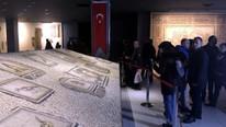 58 yıl sonra Türkiye'ye getirilmişti... İlk günden ziyaretçi akını