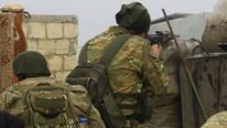 Sınır karakoluna havanlı saldırı: Yaralı askerler var