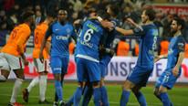 Kasımpaşa - Galatasaray: 2-1