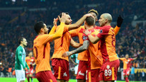 Galatasaray - Bursaspor: 5-0