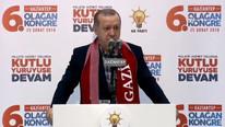 Erdoğan resti çekti: Eski stadın yerine yapacağız, kimse engelleyemez