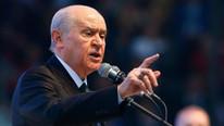 MHP lideri Bahçeli'den Afrin açıklaması !