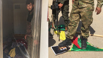 Afrin'de kalleş tuzak ! Patlama oldu, çatışma çıktı !