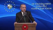 Erdoğan müjdeyi verdi: 2018'in sonunda...